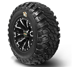 Kawasaki Mule Wheel And Tire Packages